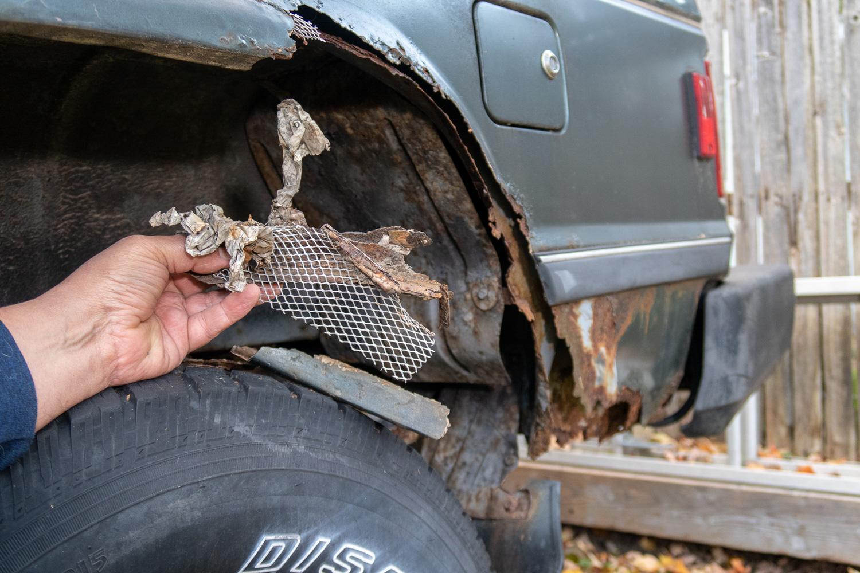 rust prevention need repair