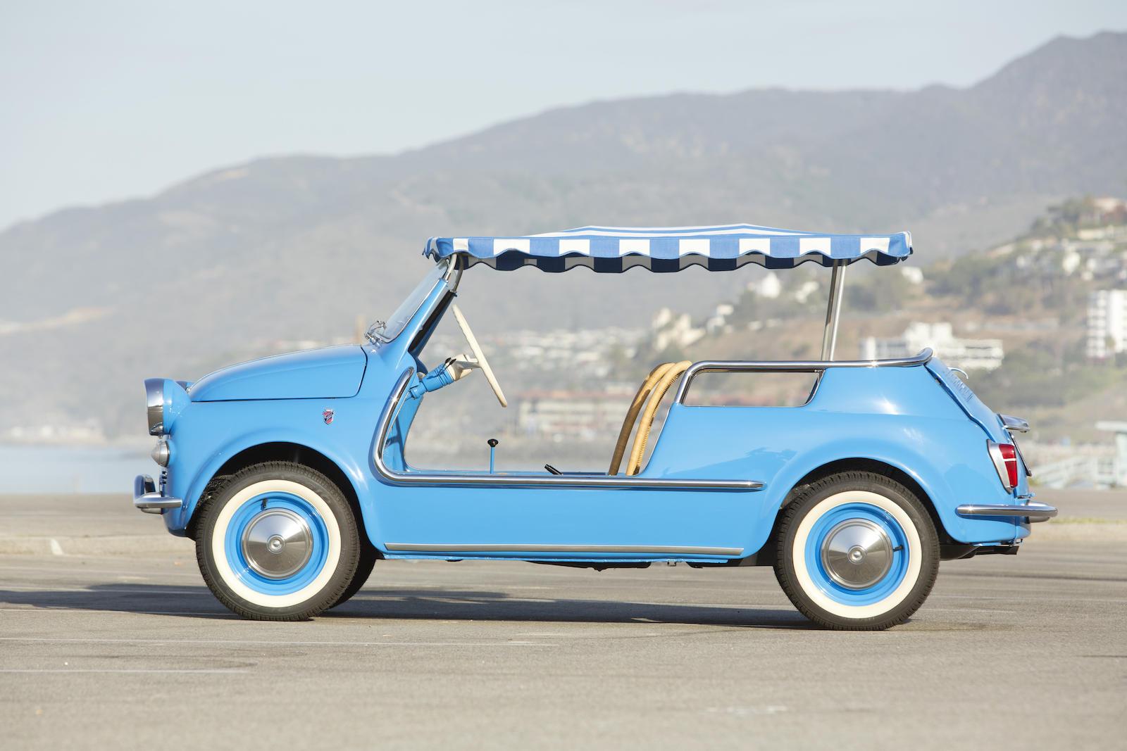 1959 Fiat Jolly side profile