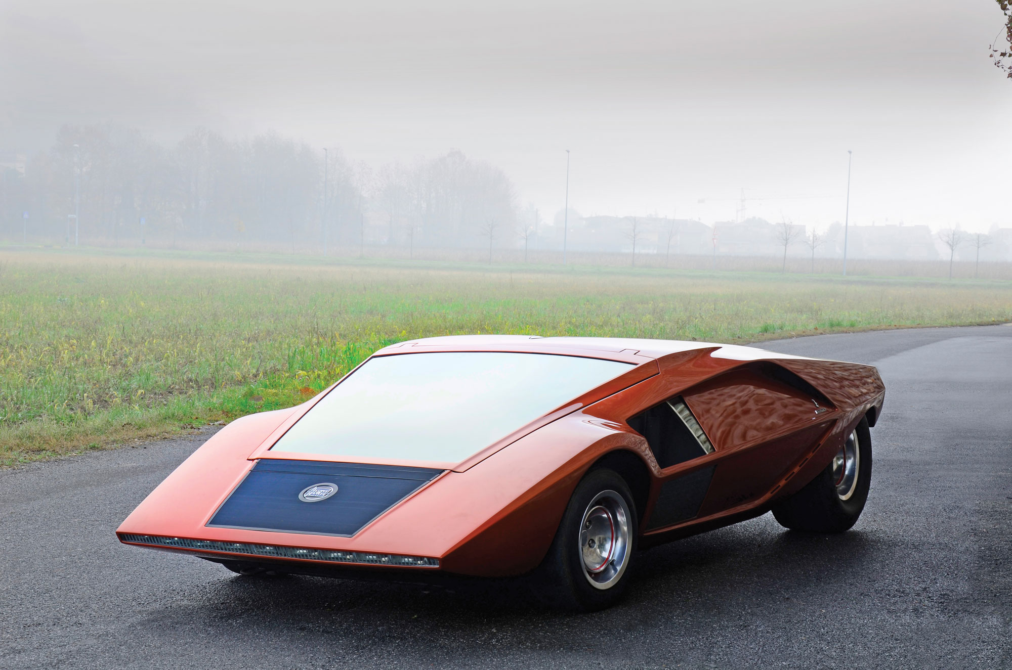 1970 Lancia Stratos HF Zero