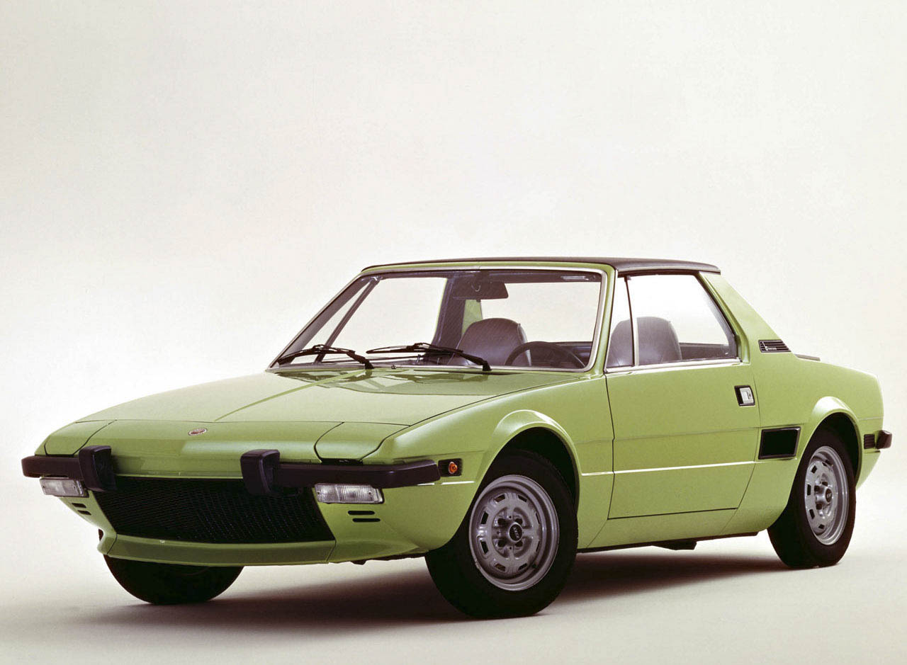 1972 Fiat X1/9