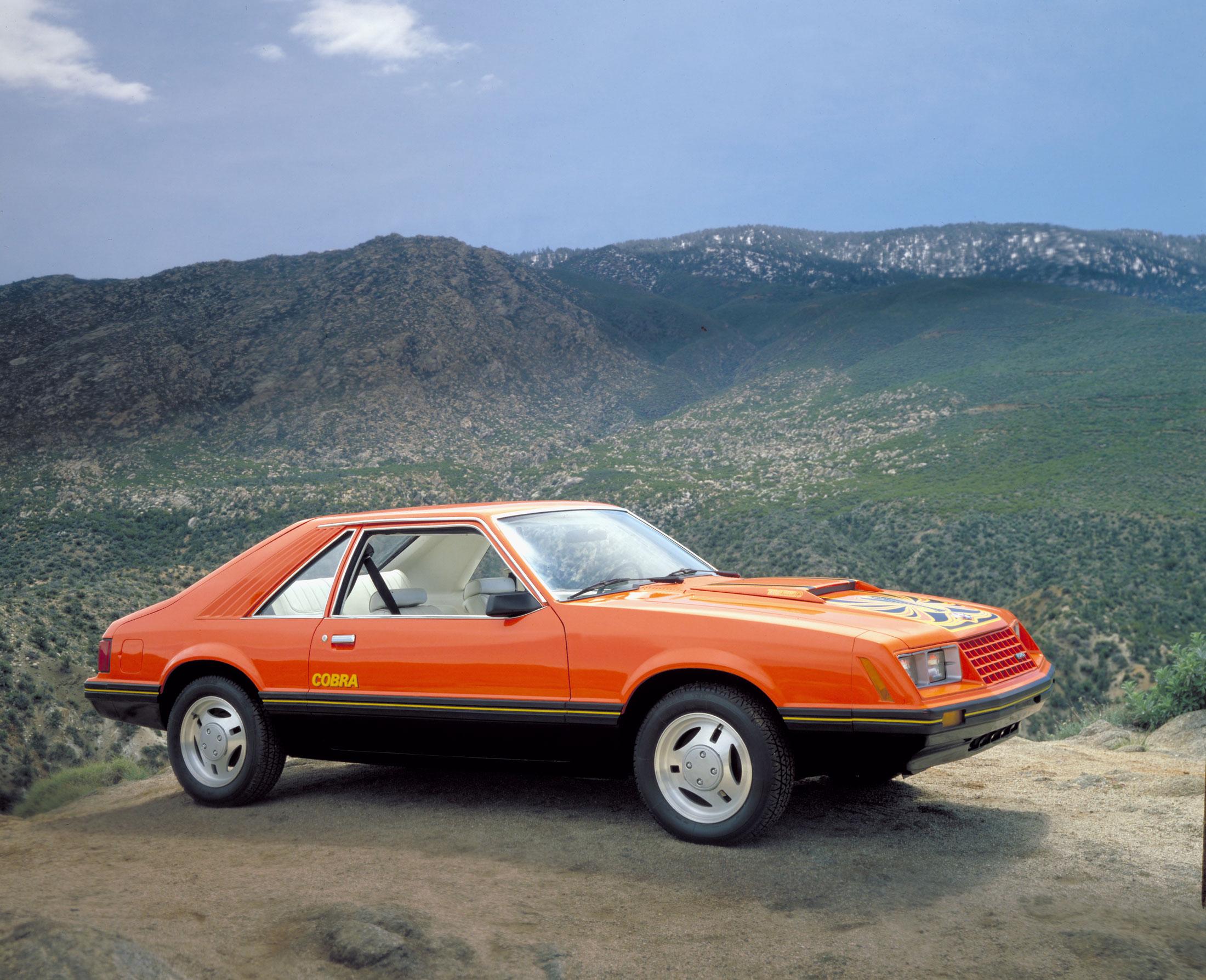1979 Ford Mustang Cobra