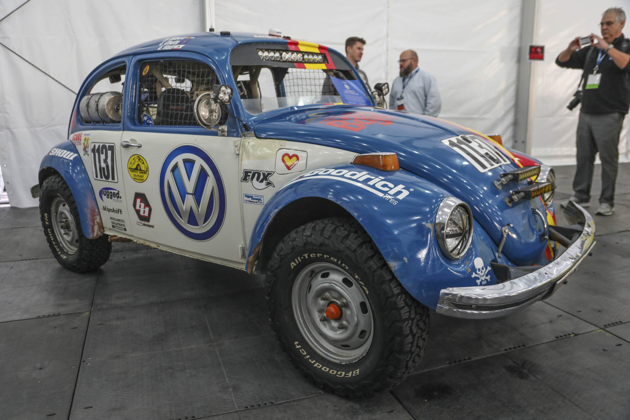 VW Baja Bug LA Auto Show