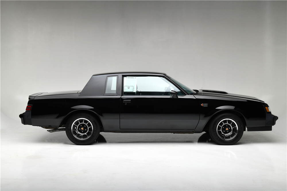 1987 Buick Grand National side profile