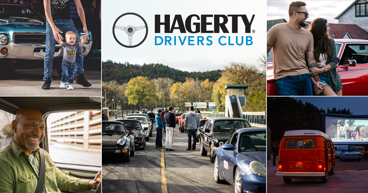 Hagerty Drivers Club