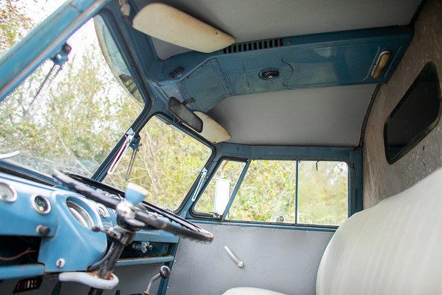 1962 Volkswagen Vanagon headliner