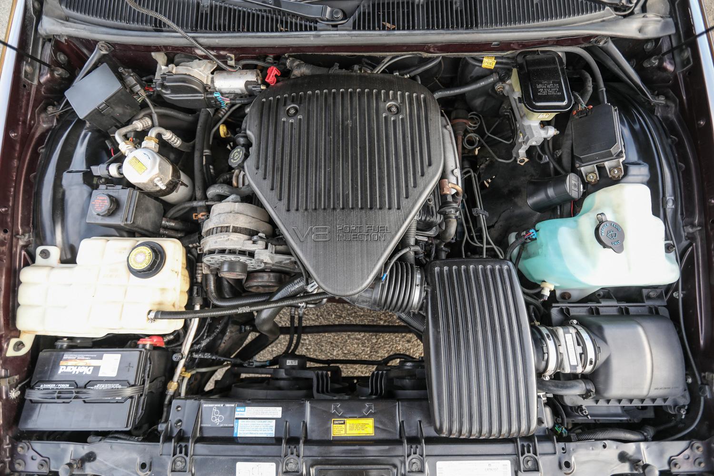 1996 Chevrolet Impala SS LT-1 v8 engine