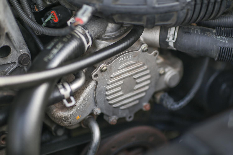 1996 Chevrolet Impala SS optispark