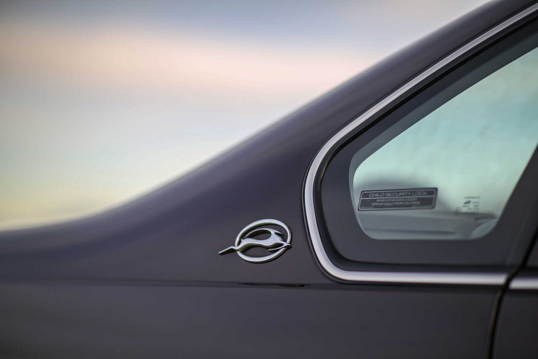 1996 Chevrolet Impala SS badge