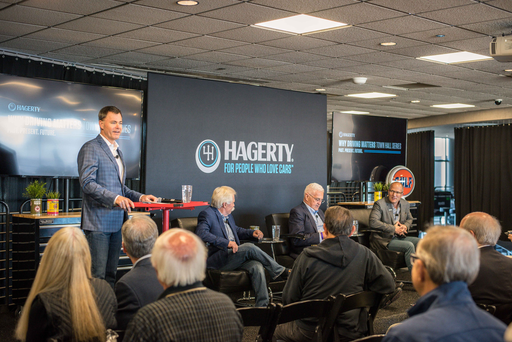 Hagerty Seminar for people who love cars