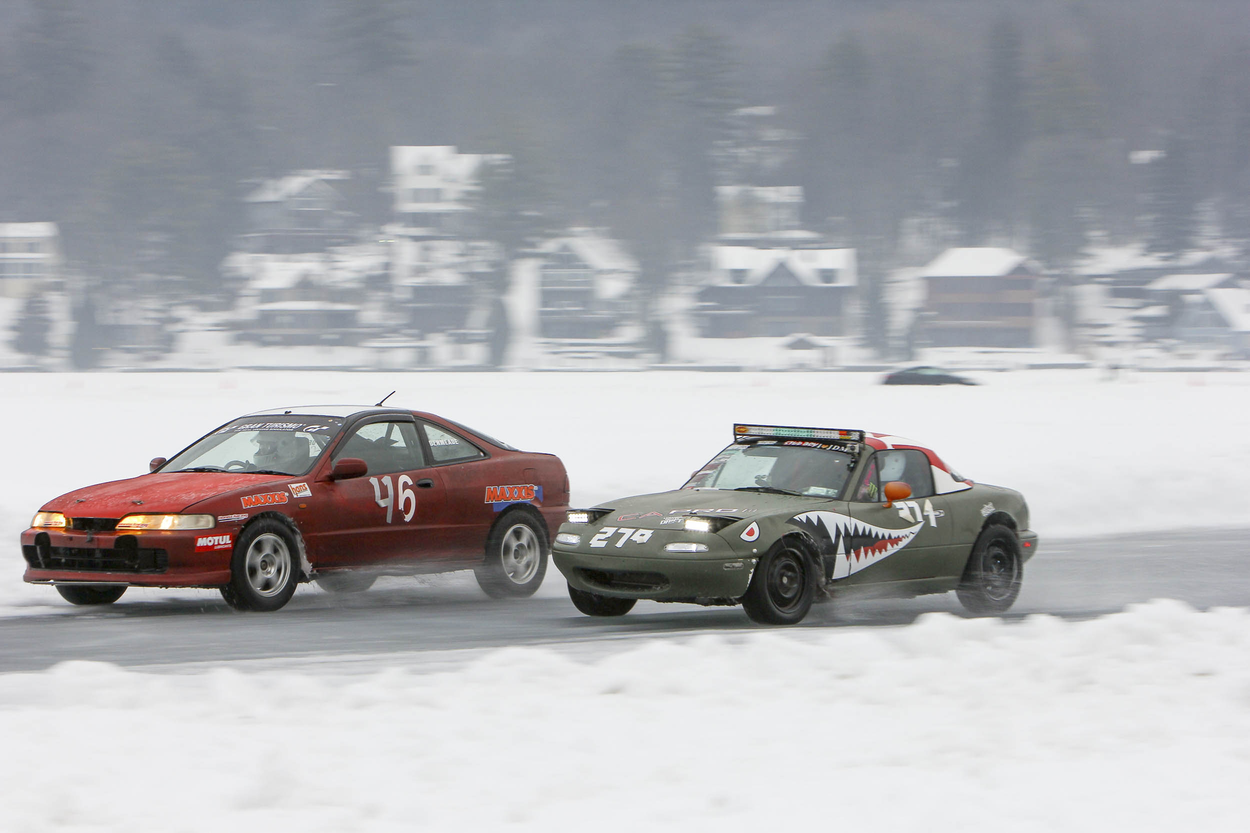 ice racing miata