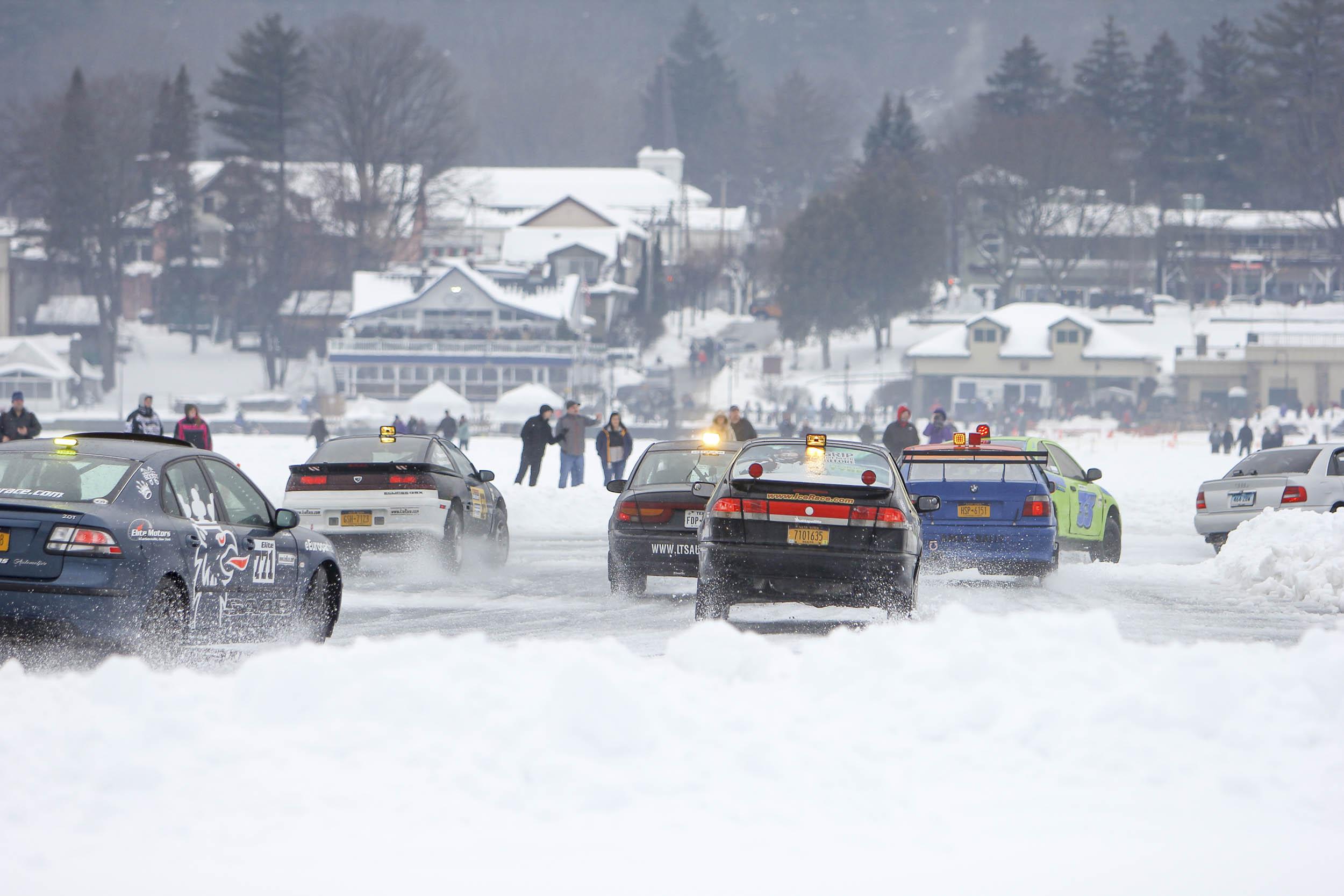 ice racing group