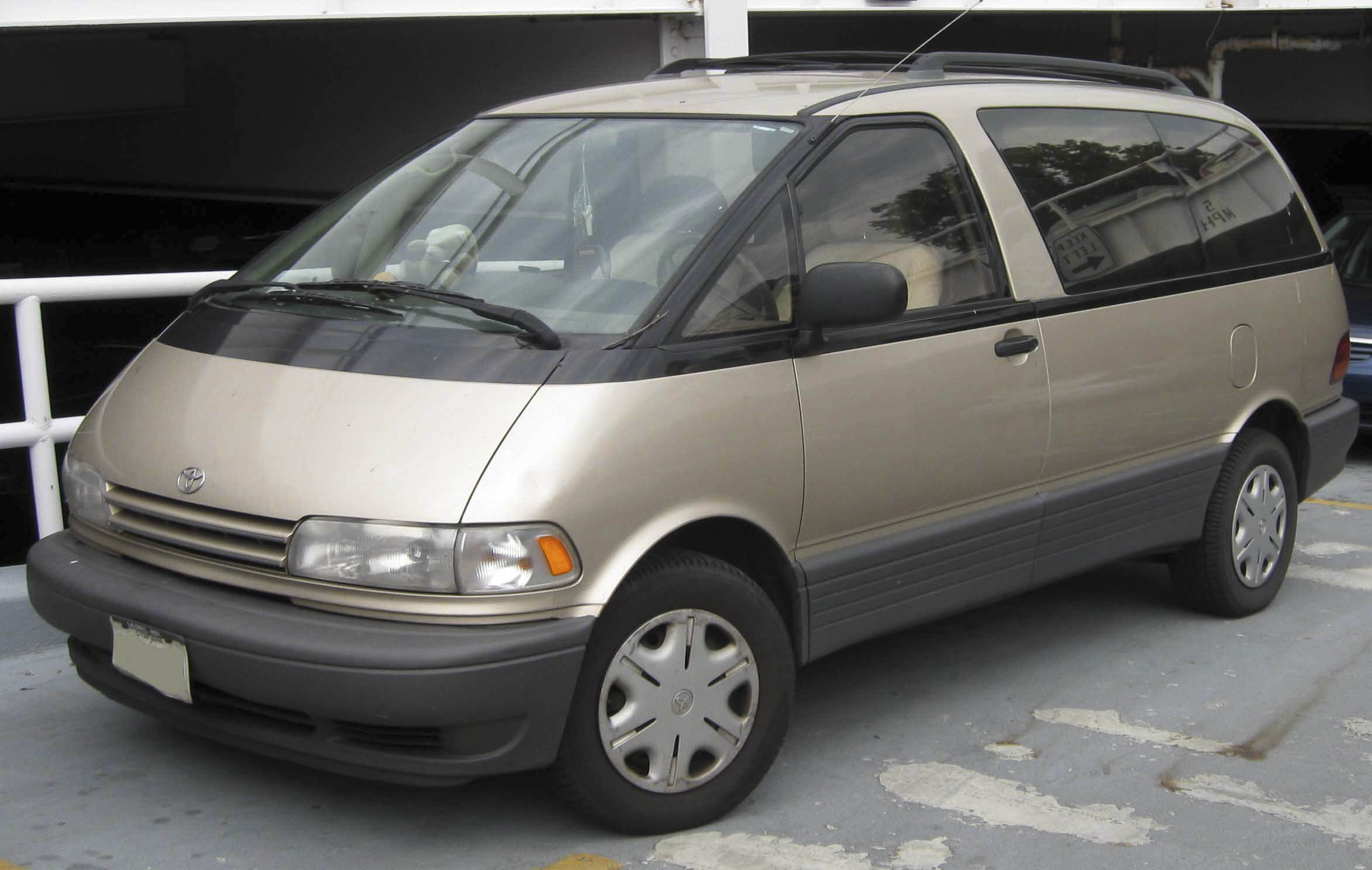 The Previa was cool, but neither it nor the Mazda MPV that succeeded it were as bulletproof as we'd hoped.