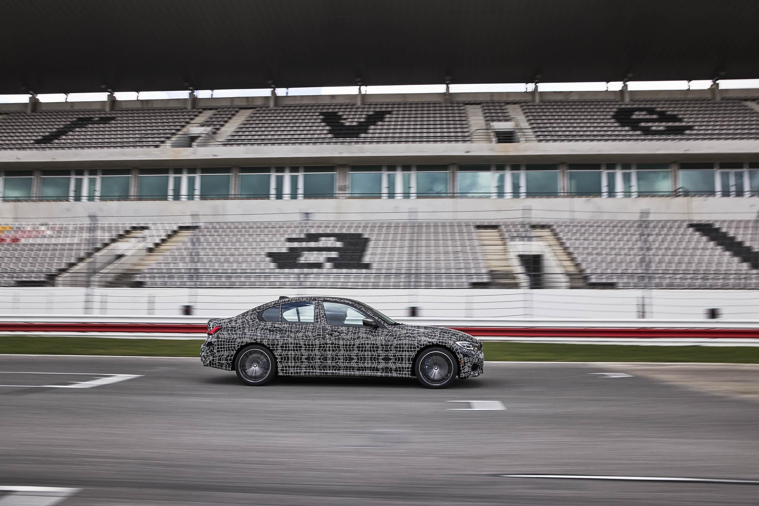 2019 BMW M340i xDrive profile