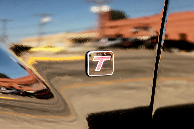 1987 Buick turbo-T badge