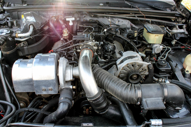 1987 Buick turbo-T engine