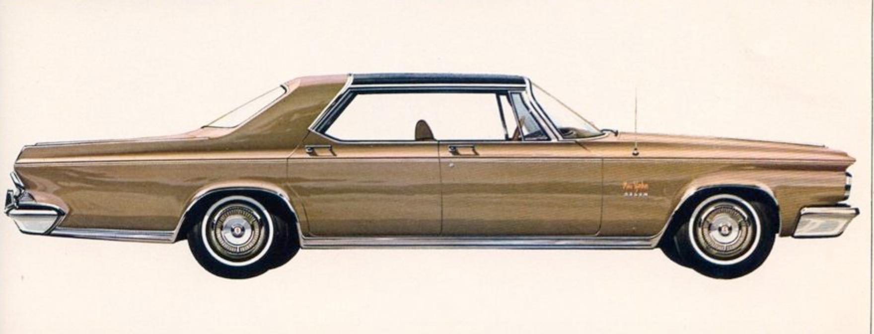 1964 Chrysler New Yorker Salon