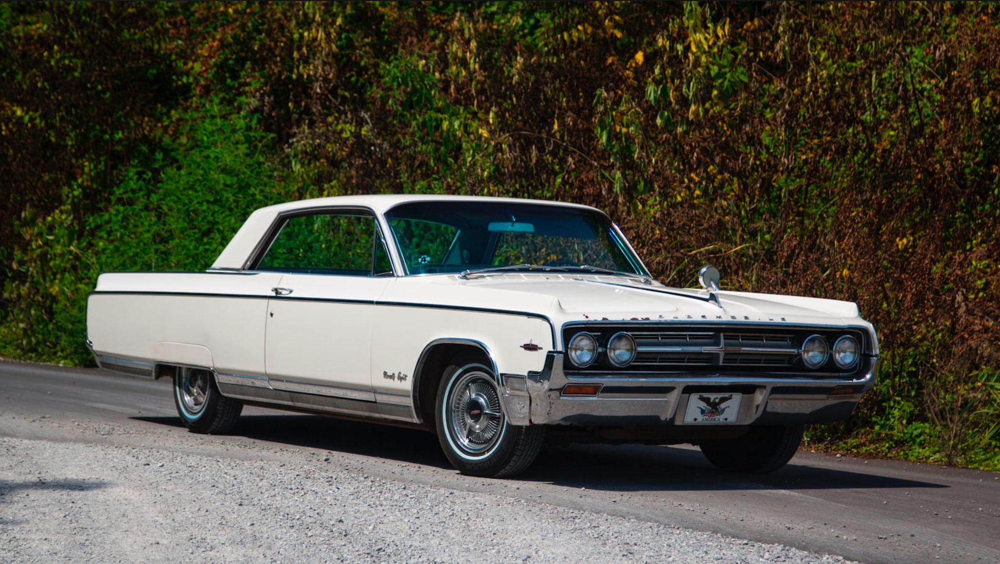 1964 Oldsmobile 98 Custom Sports Coupe