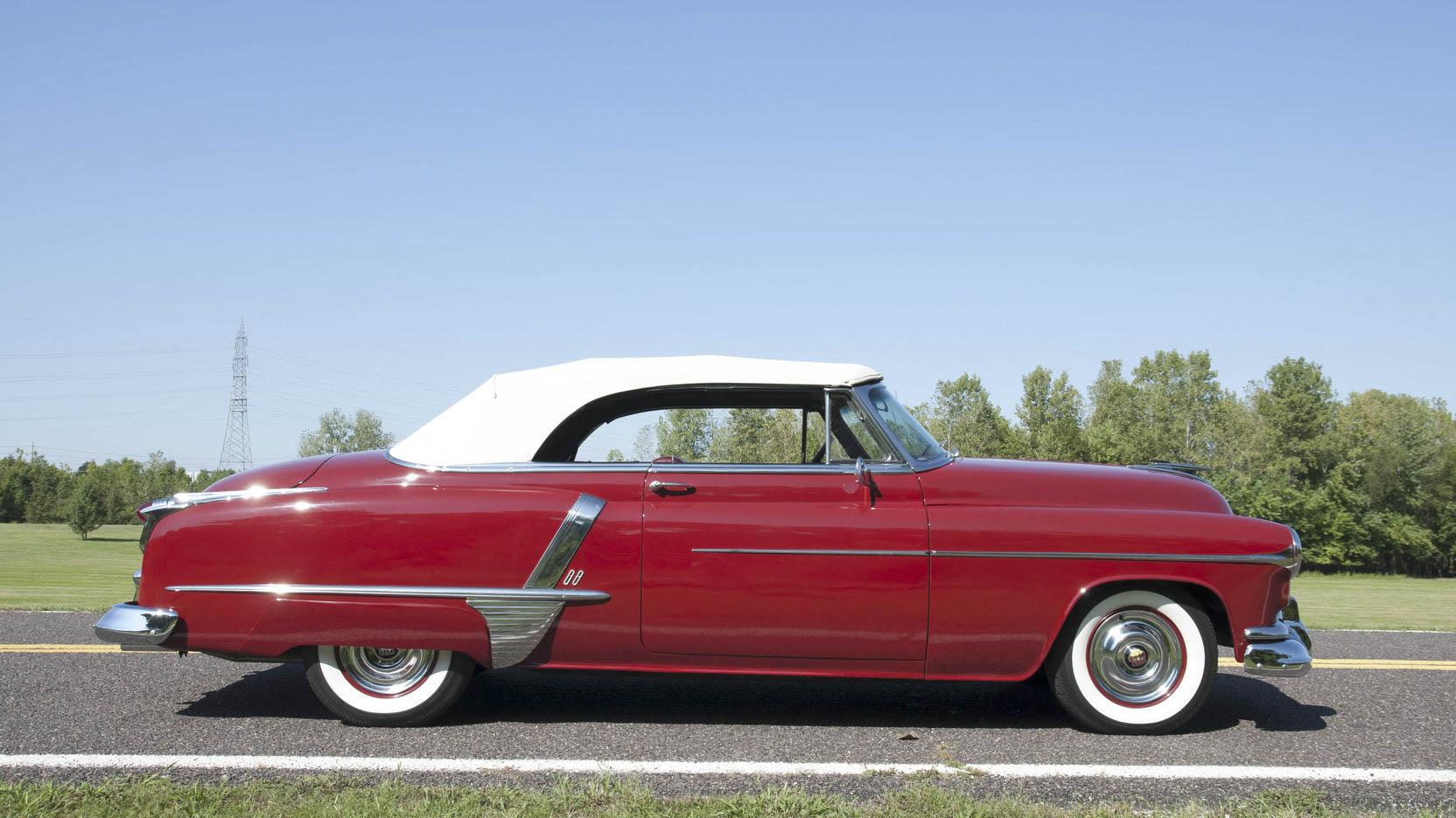 1951 Oldsmobile 88 profile