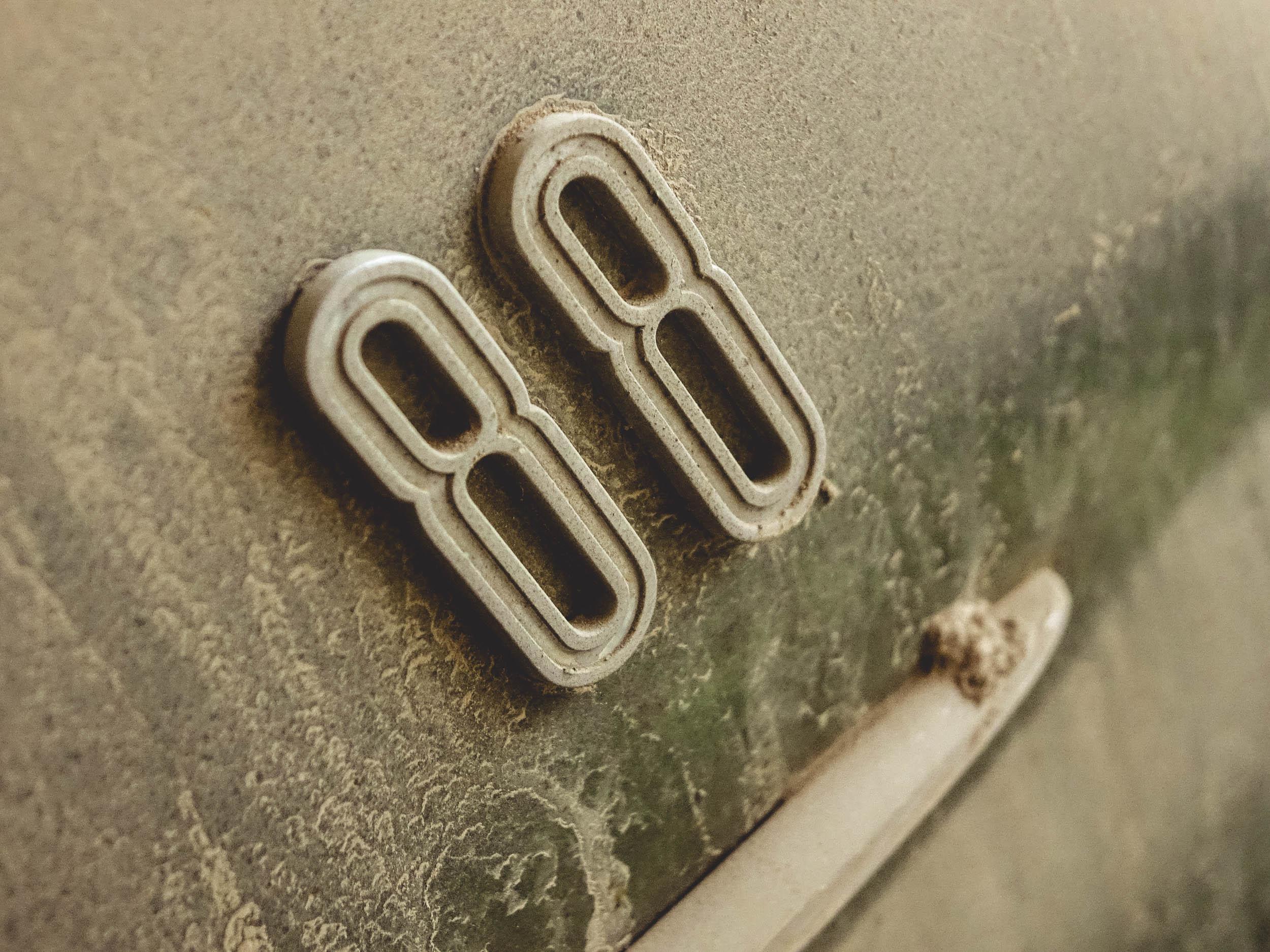 Oldsmobile 88 badge