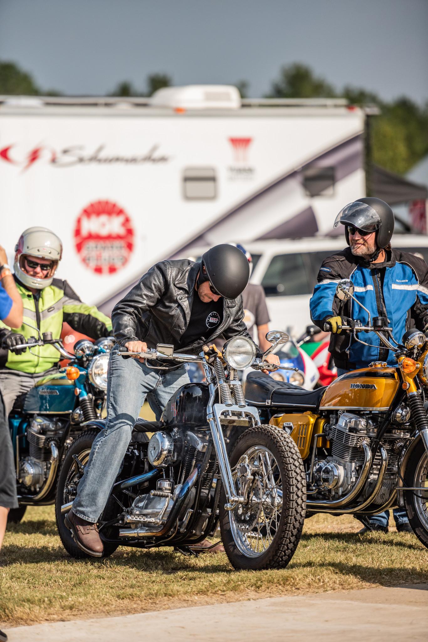 Hagerty Harley barber vintage motorsports