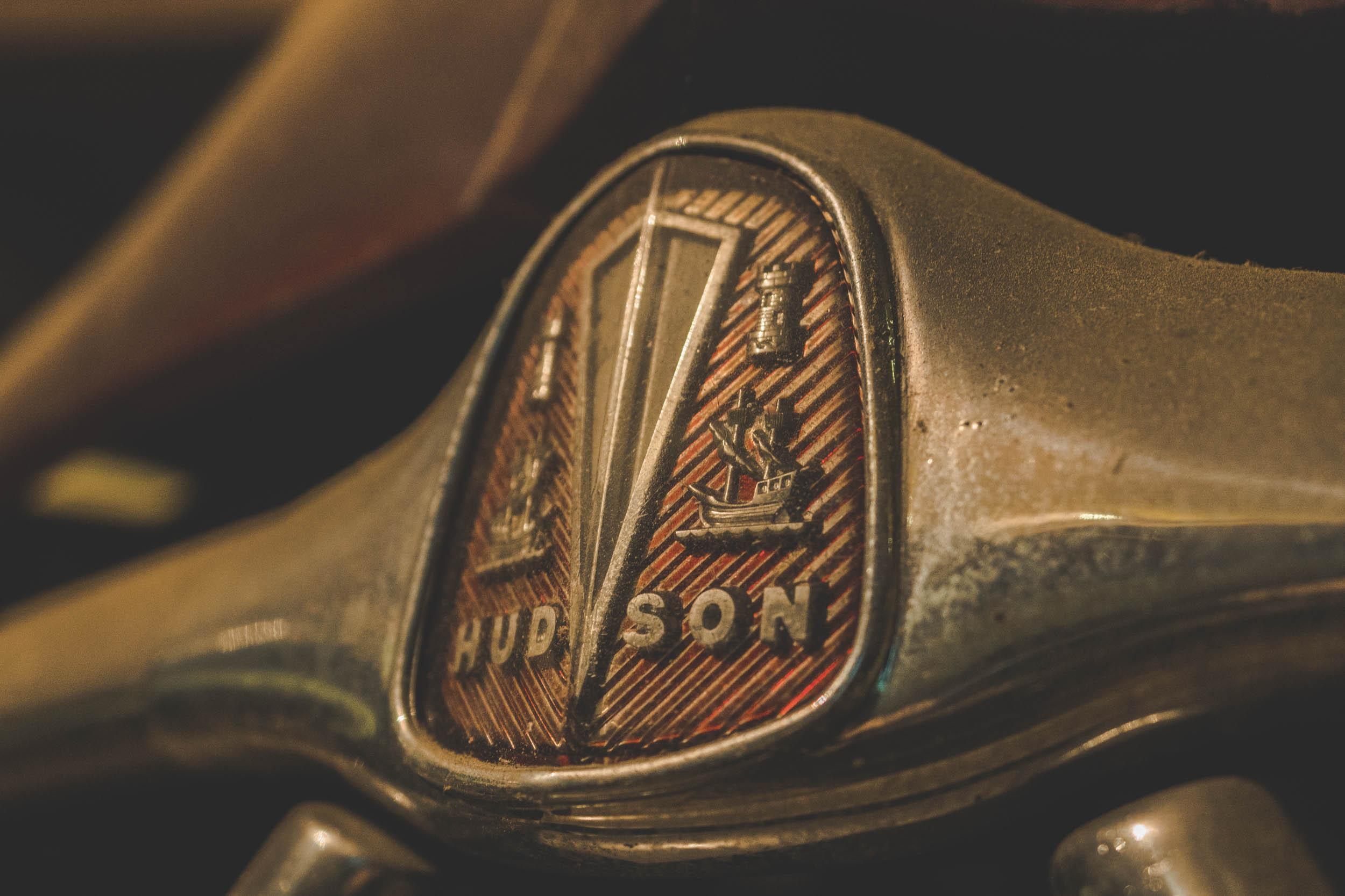Hudson badge