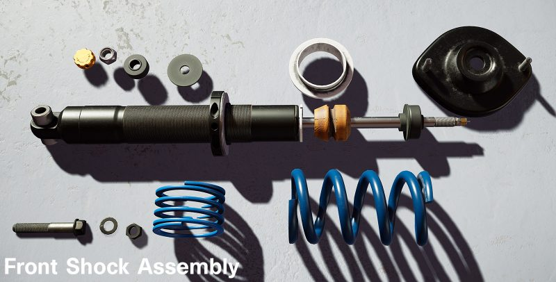 Wrench Front Shock Assembly