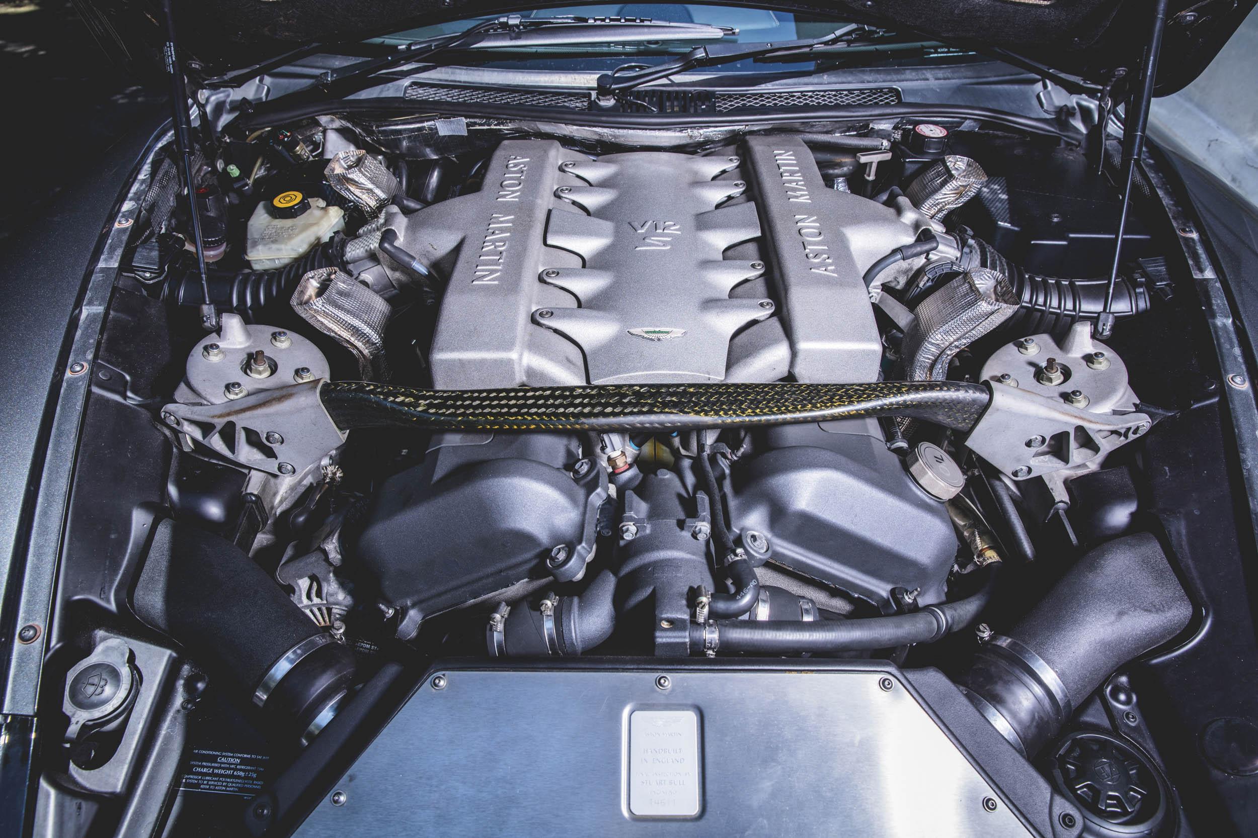 2006 Aston-Martin Vanquish S