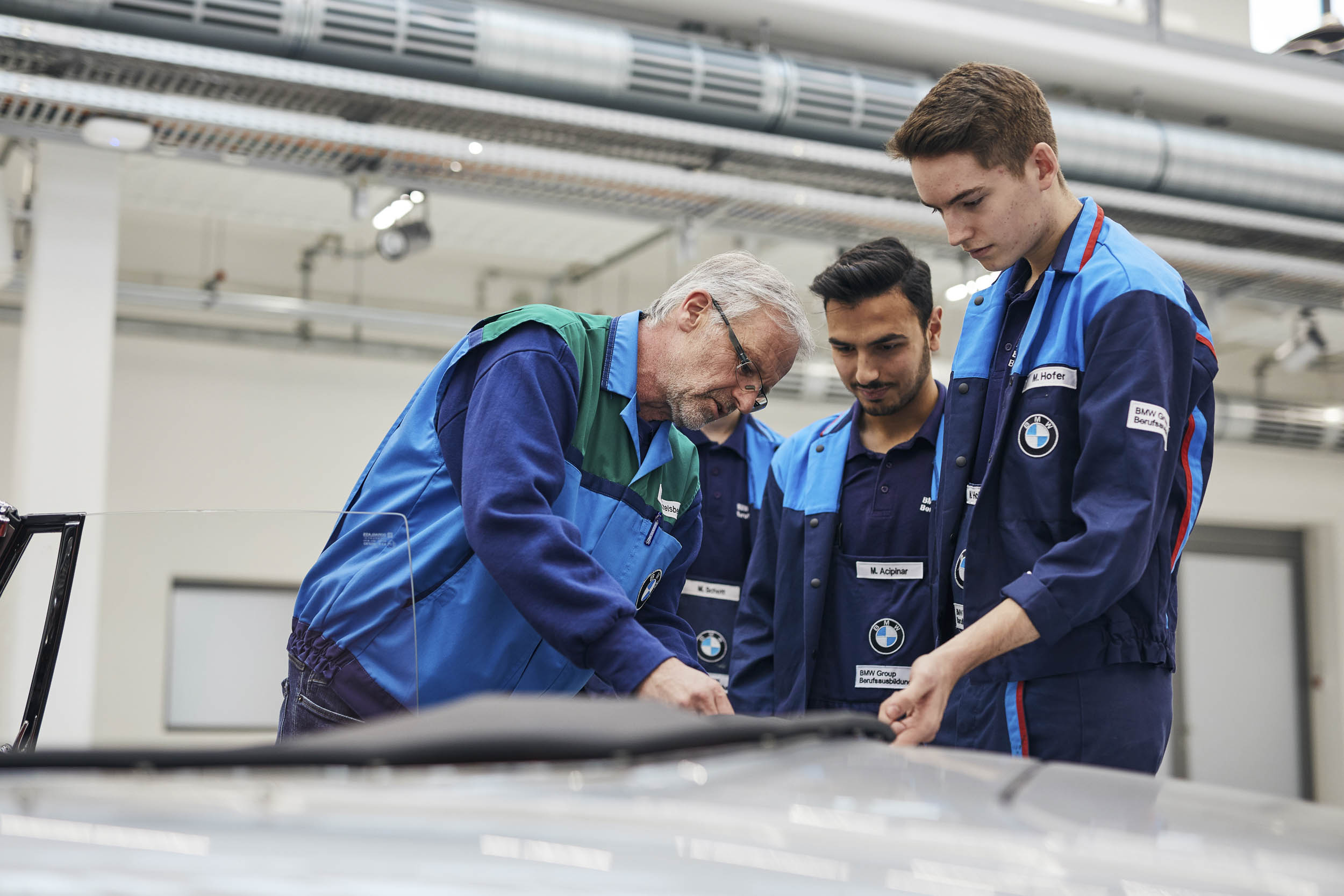 BMW 1600 GT convertible restoration