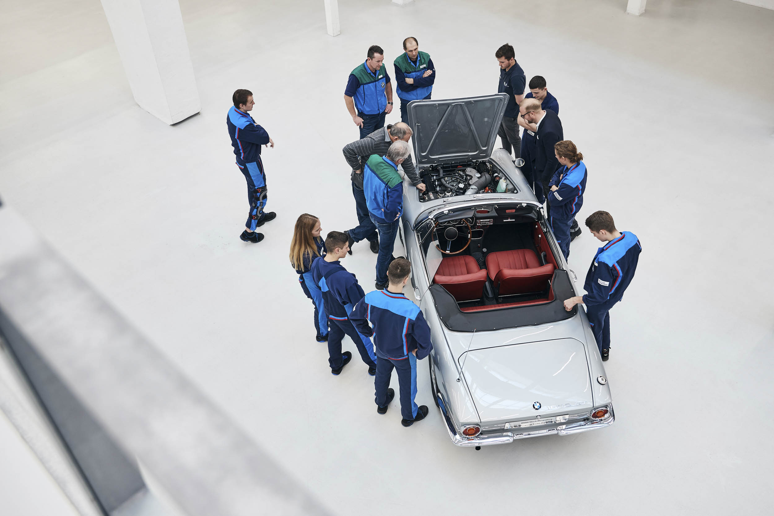 BMW 1600 GT convertible once over