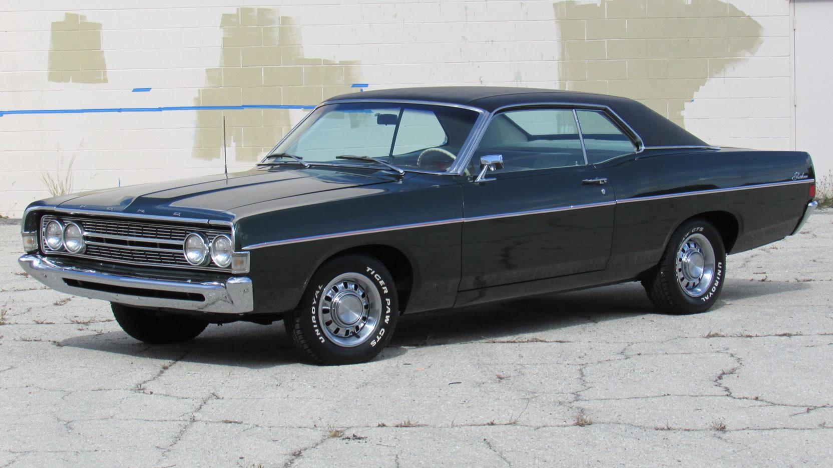 1968 Ford Fairlane 3/4