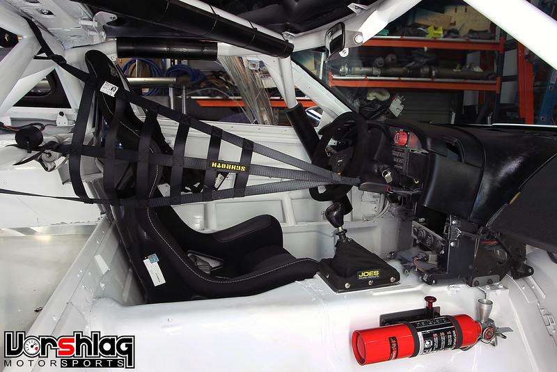 1992 Chevrolet Corvette interior passenger side