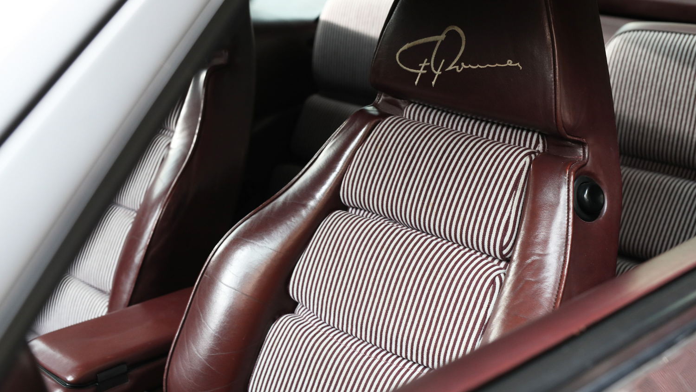 Porsche 928 seat