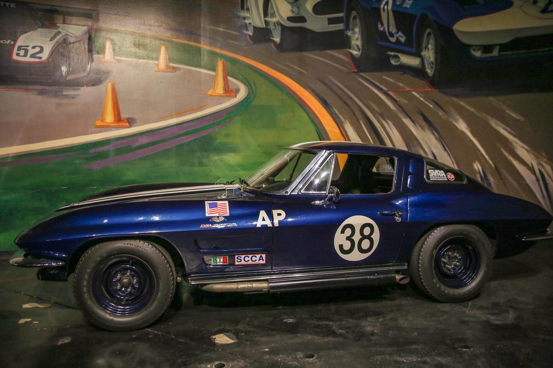 National corvette museum 1963 z06