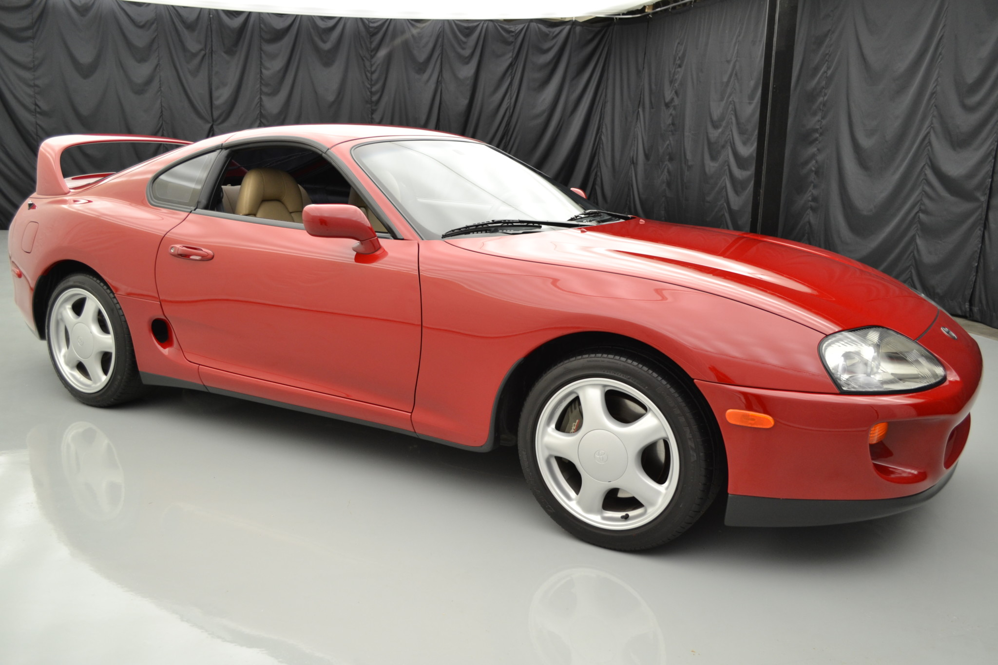 1994 Toyota Supra Twin Turbo 6-speed