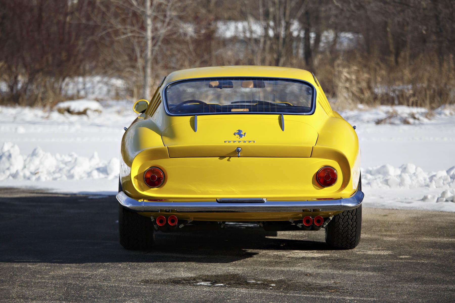 1964 Ferrari 275 GTB Prototype rear