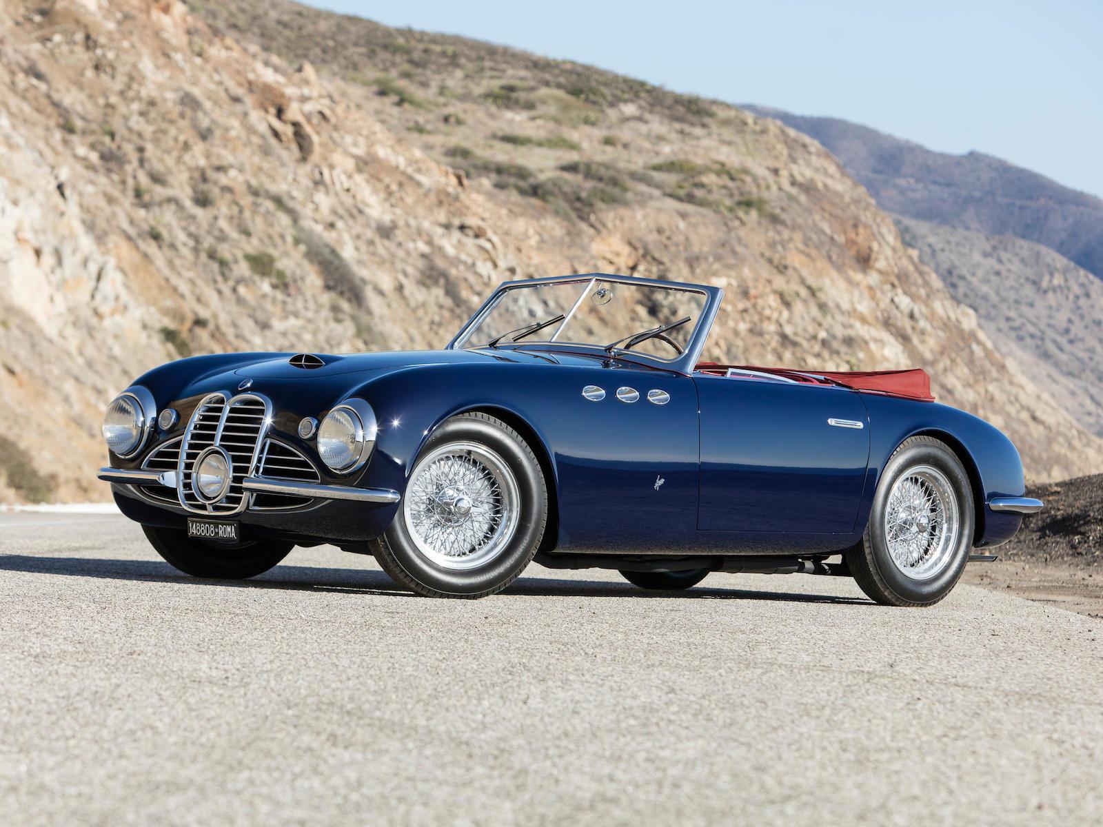1951 Maserati A6G/2000 Spider