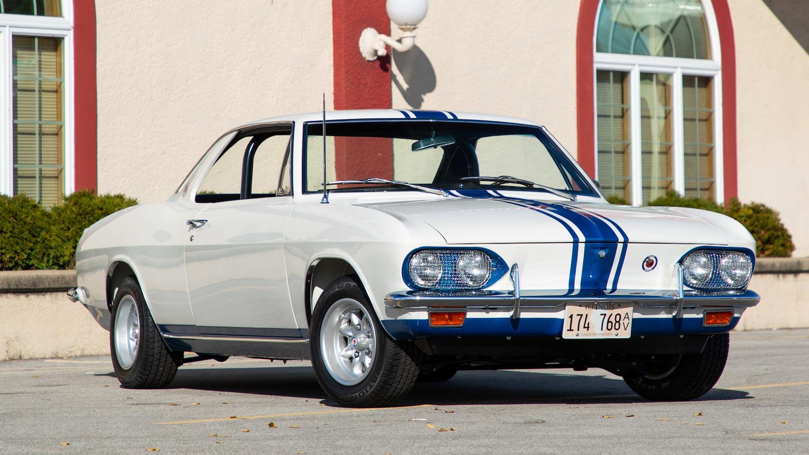 1966 Chevrolet Yenko Stinger front 3/4
