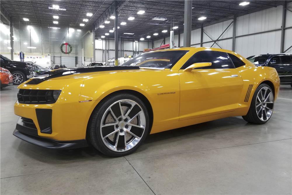 "2010 Chevrolet Camaro ""Transformers"" and ""Transformers: Revenge of the Fallen"""