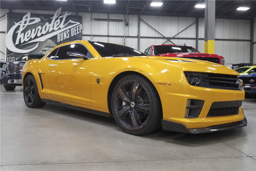 "2010 Chevrolet Camaro ""Transformers: Dark of the Moon"""