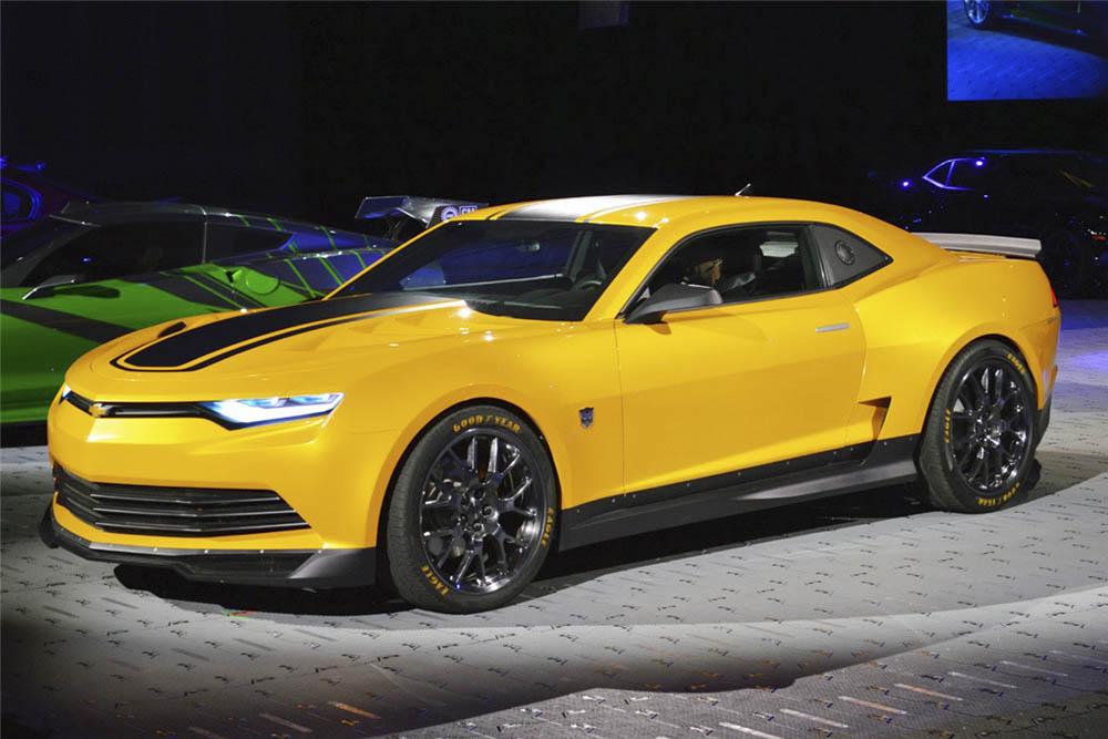 "2013 Chevrolet Camaro ""Transformers: Age of Extinction"""