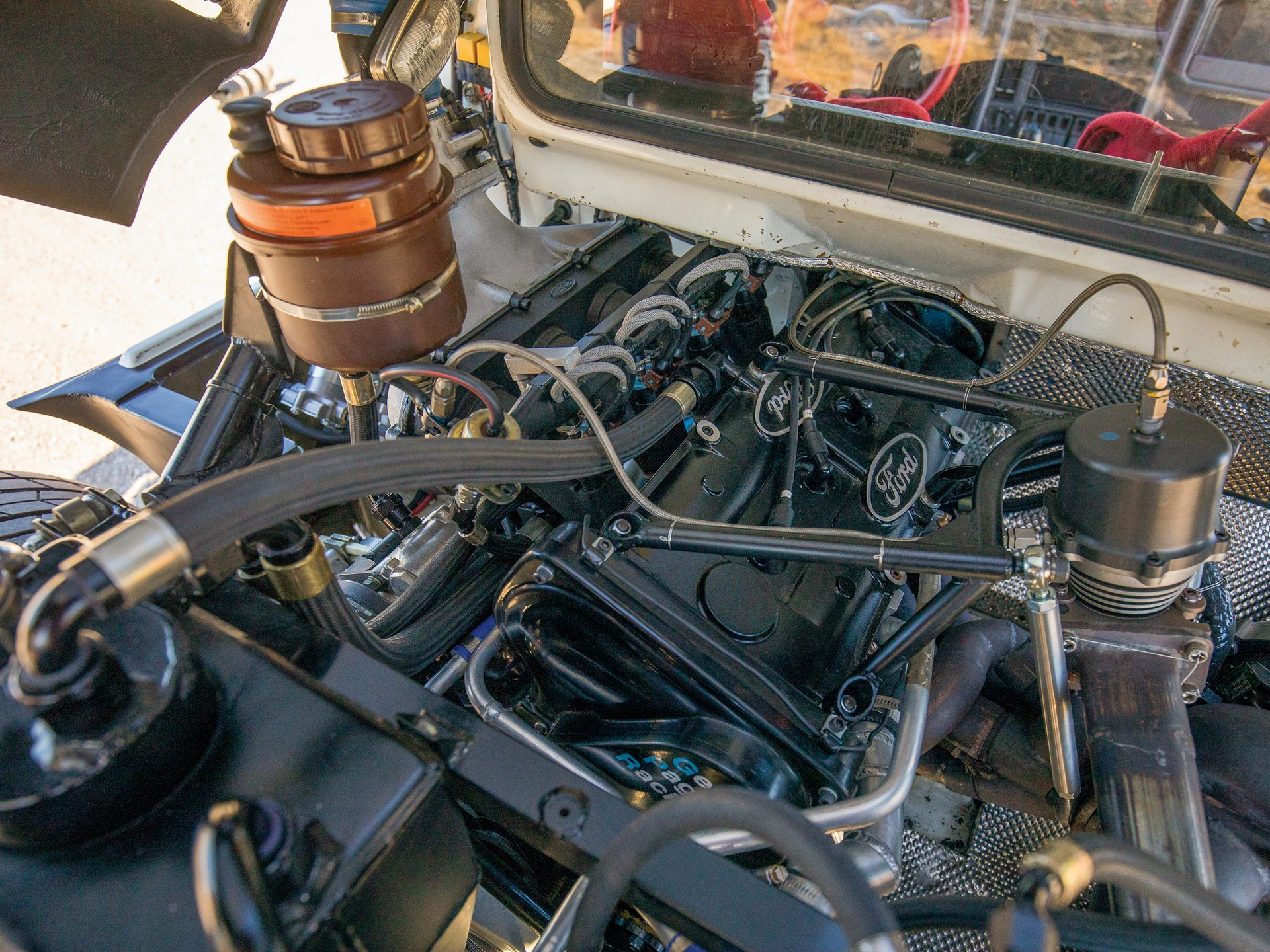 1986 Ford RS200 Evolution cosworth 2.1 liter engine