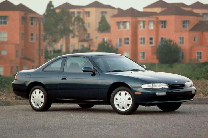 1996 Nissan 240SX nissan