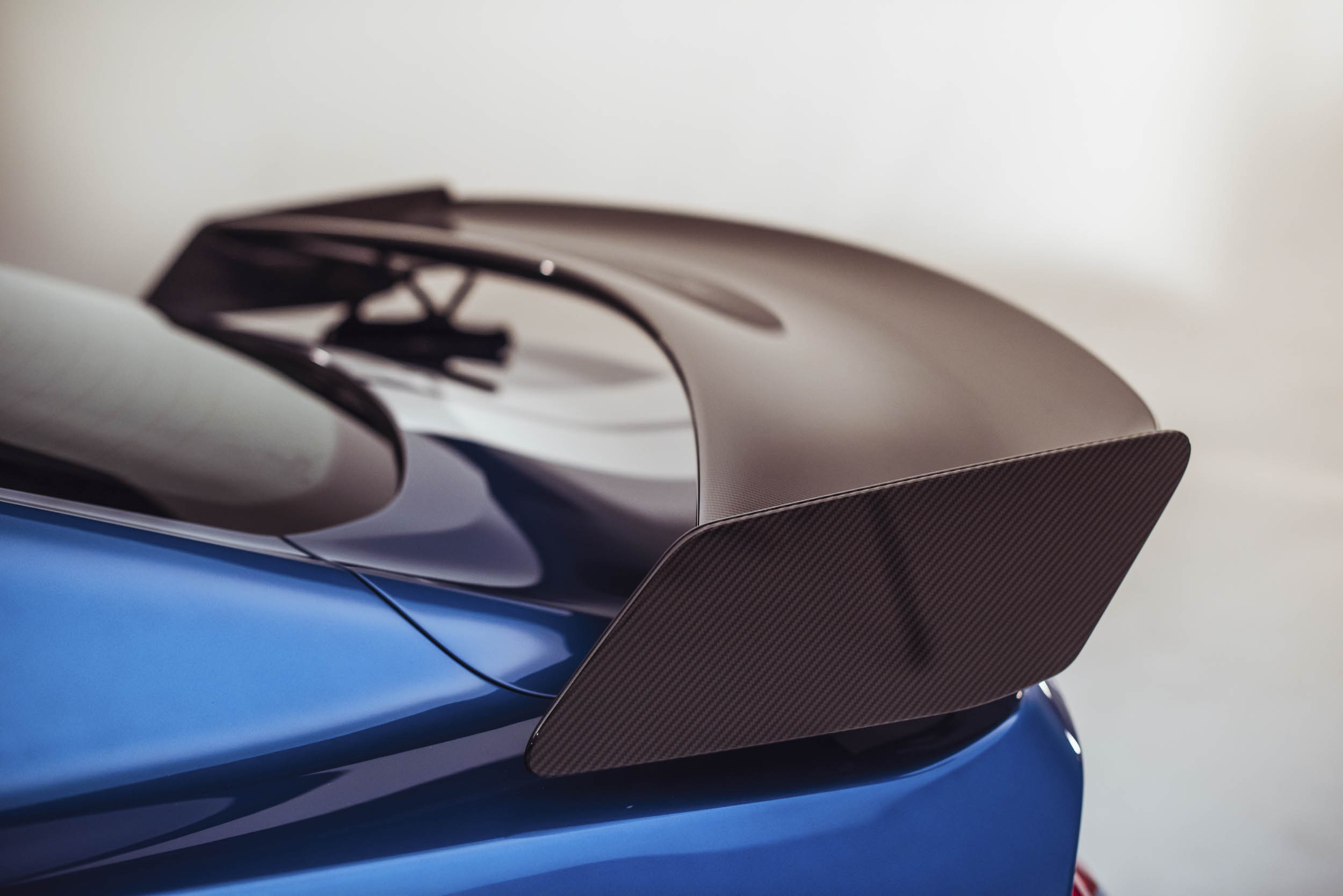 2020 Shelby GT500 wing