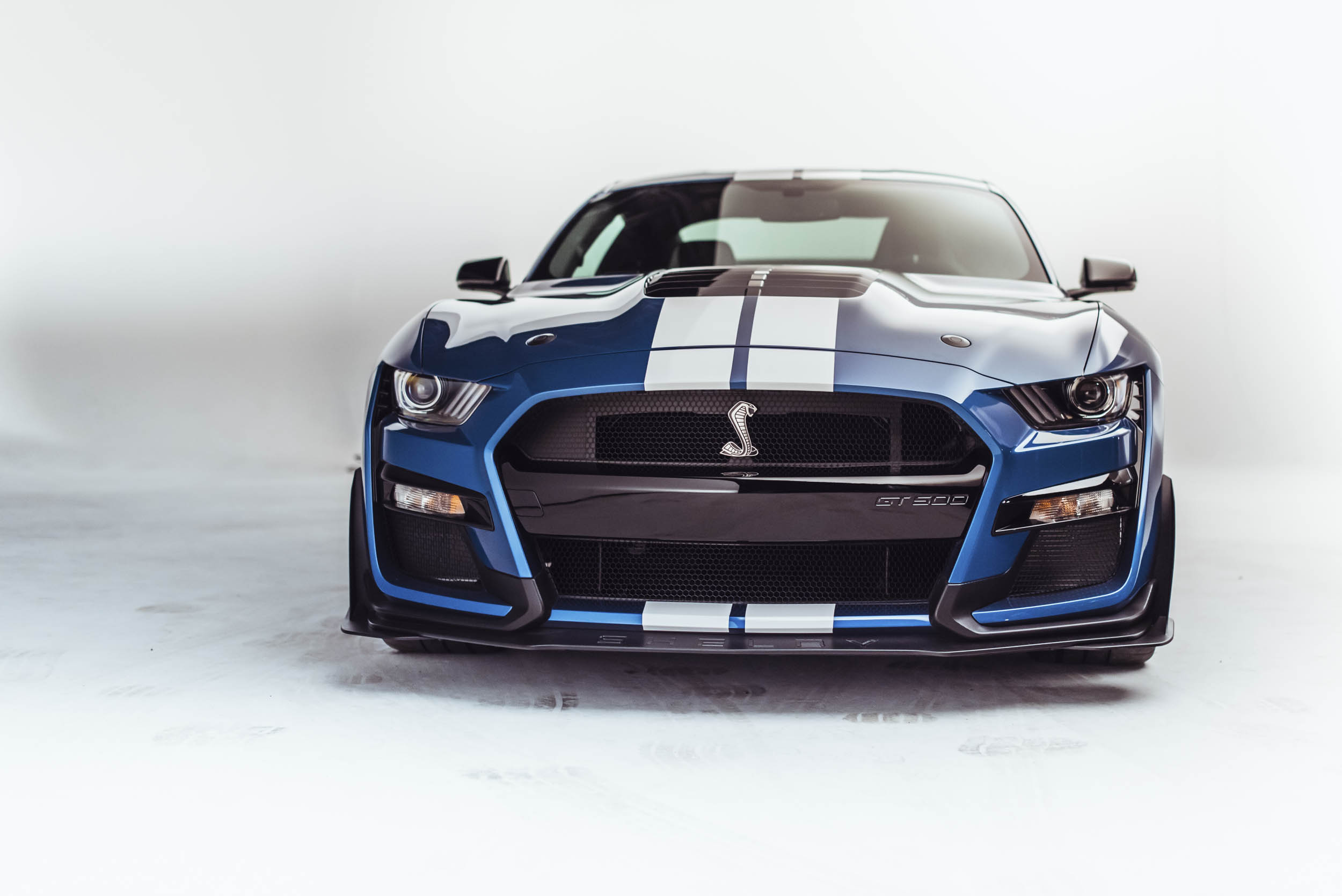 2020 Shelby GT500 front