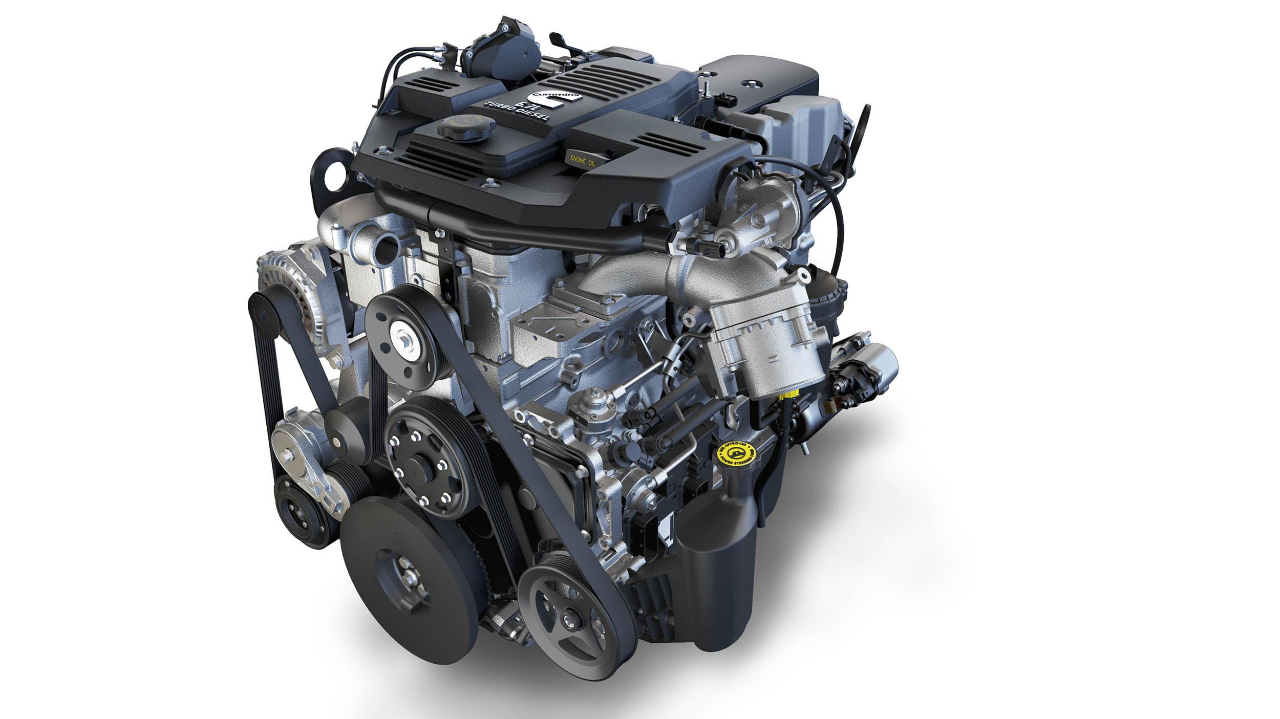 RAM 6.7L Turbo Diesel