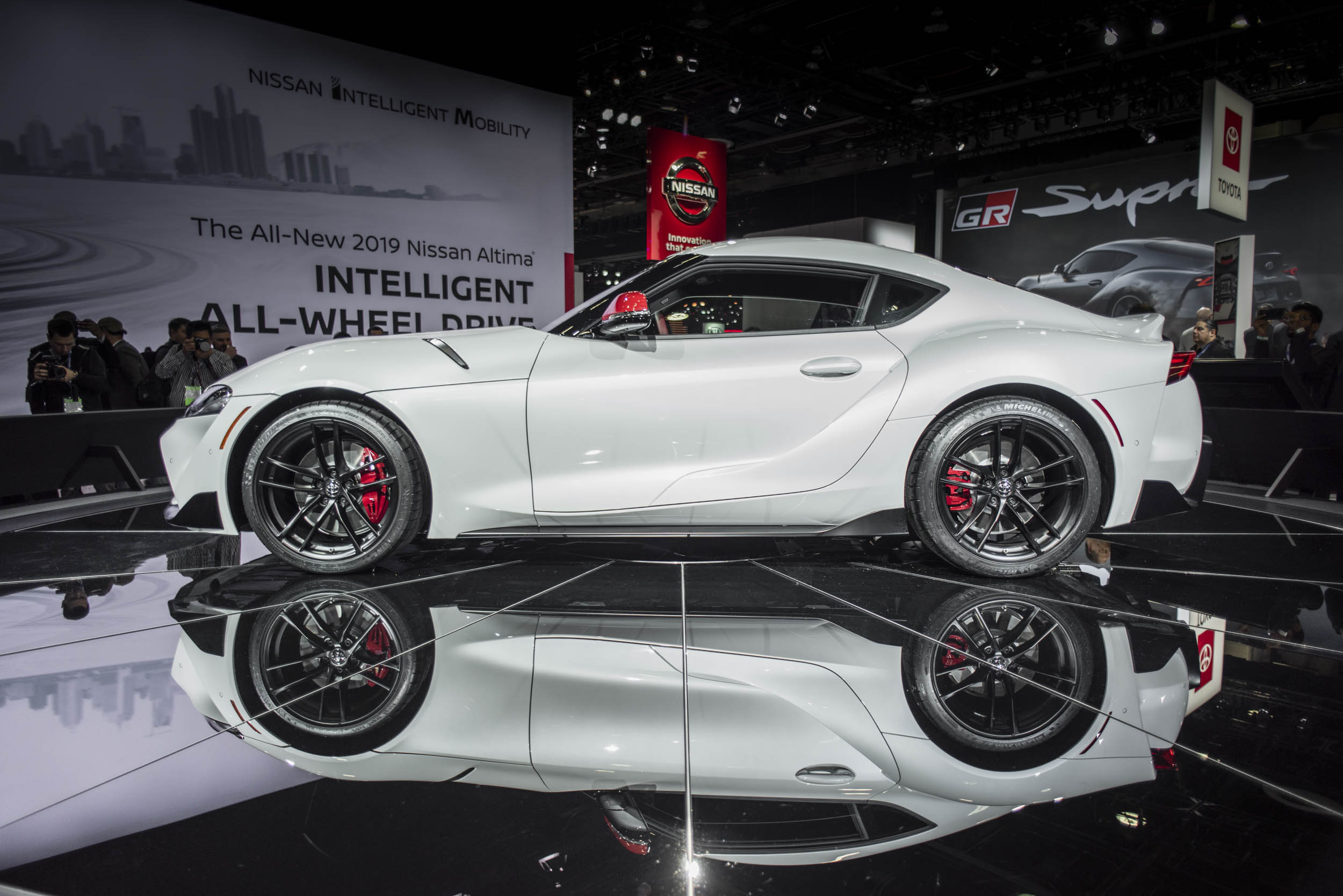 2020 Toyota Supra profile