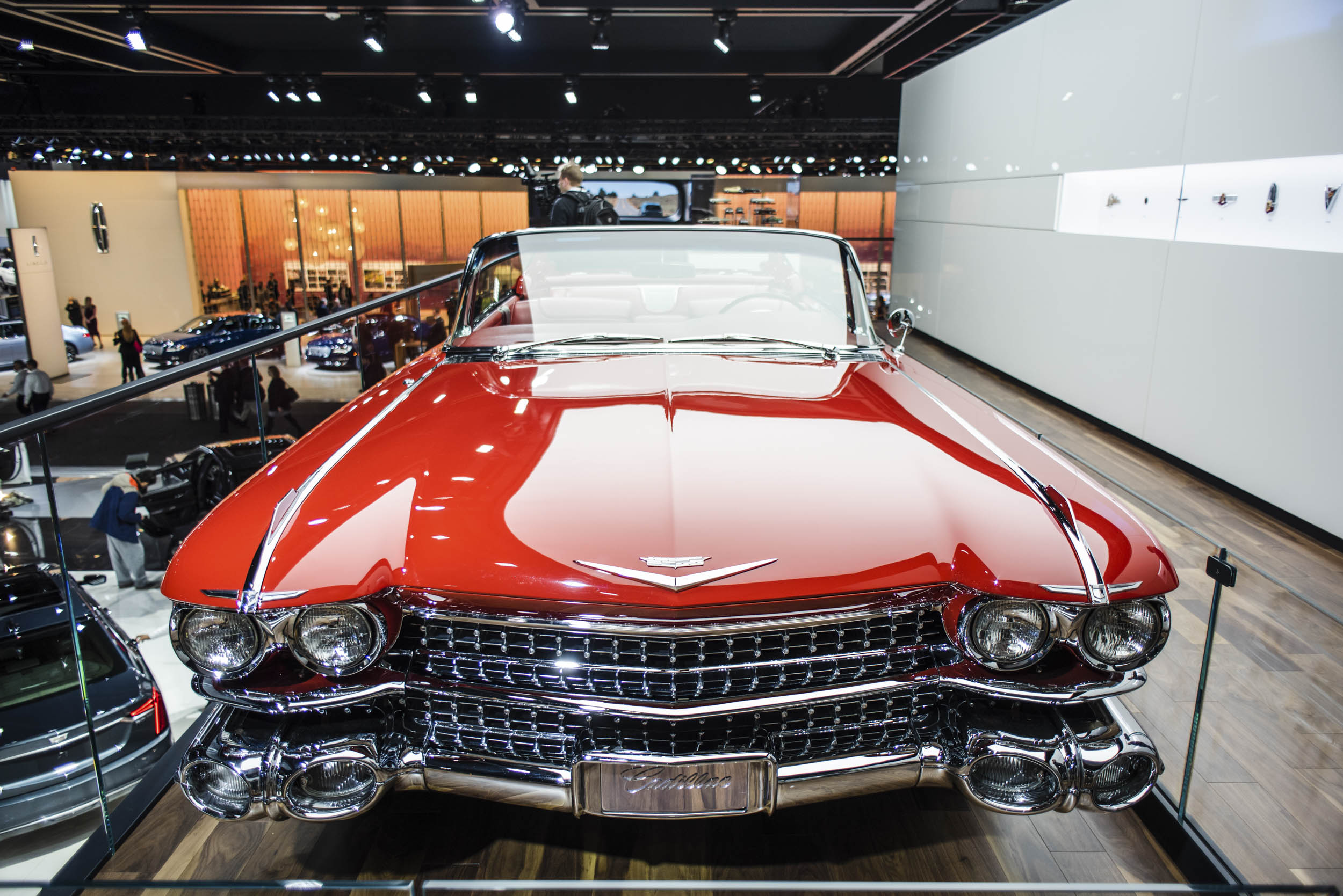 1959 Cadillac Eldorado front