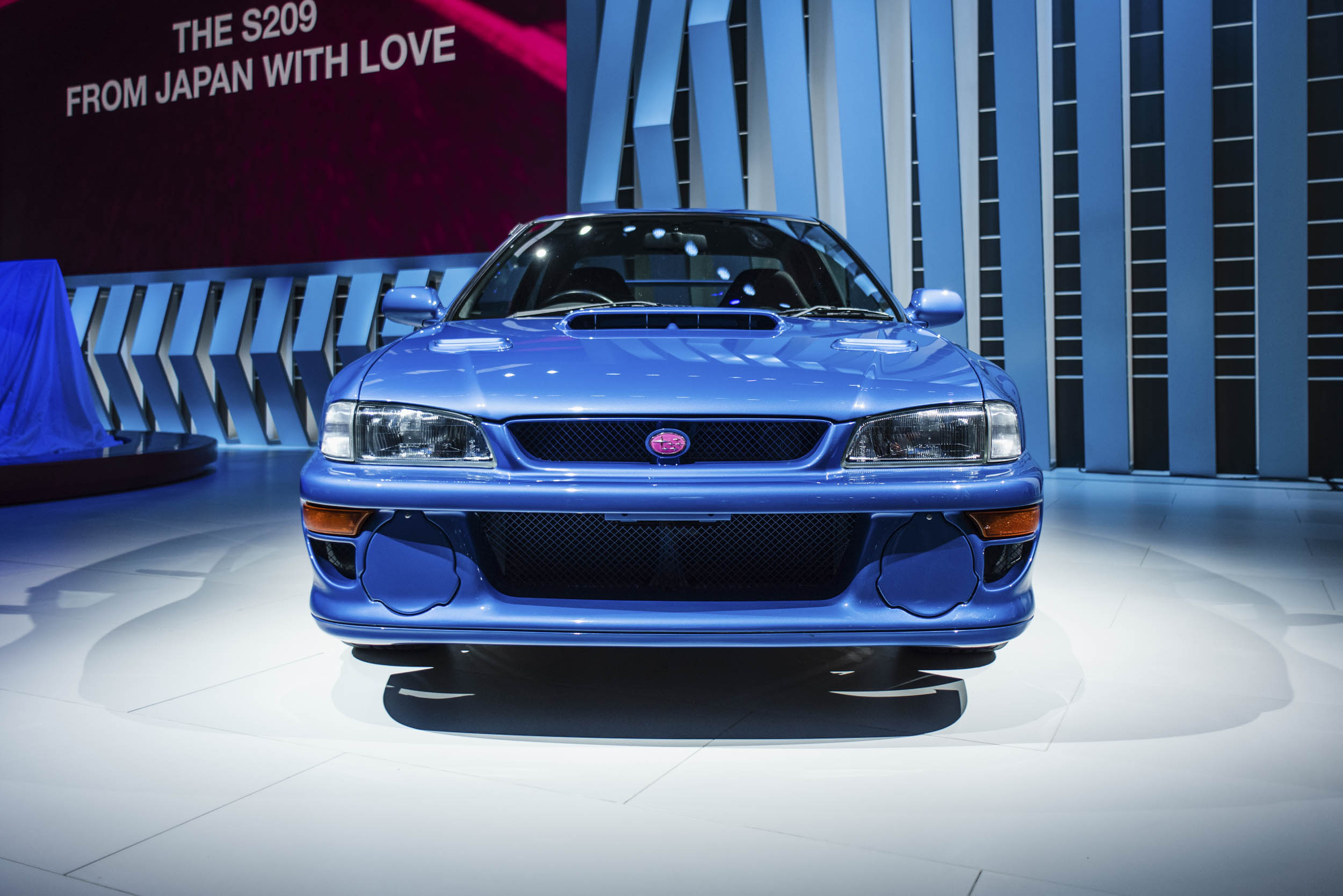 1998 Subaru 22B front