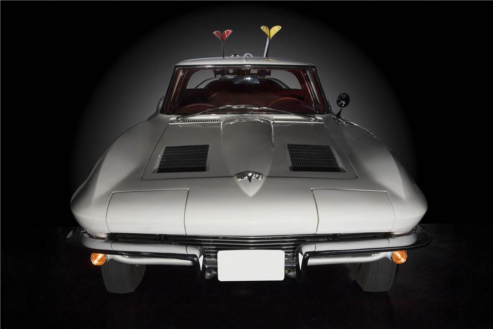 1963 Chevrolet Corvette Split-Window Coupe front
