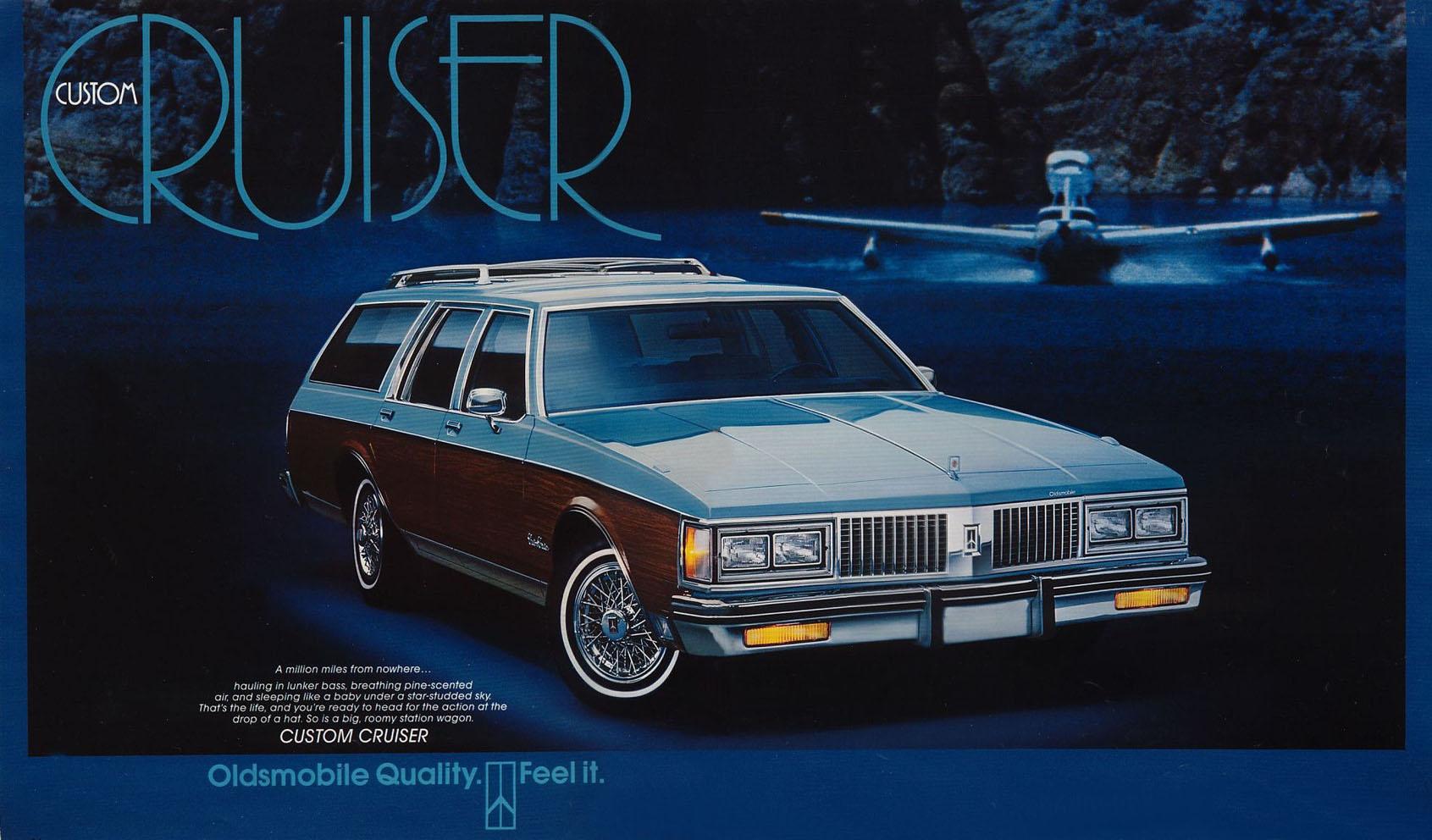 1989 Oldsmobile Custom Cruiser